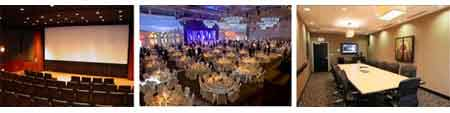 Banquet and Ball Room AV Systems Control